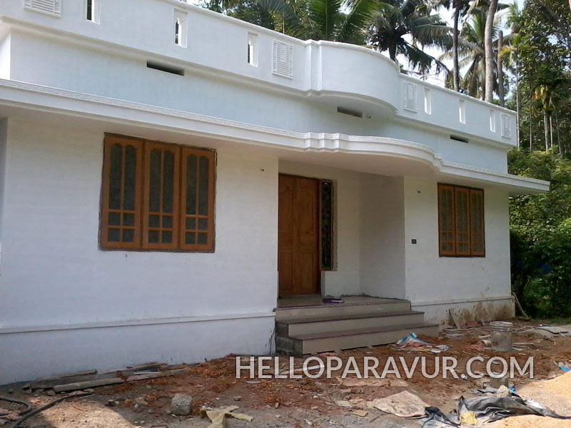2bhk cent house for sale at north paravur for House in 2 cent